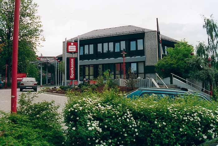 Sparkasse Hof - Bauabschnitt I - III