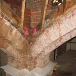 Unterkonstr. der Gewölbedecken